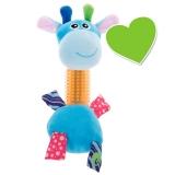 Zoolove Welpenspielzeug Giraffe mit TPR Hals Sam