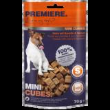 PREMIERE Mini Cubes Huhn mit Karotte & Spinat