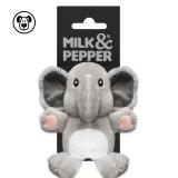Milk & Pepper Elephant